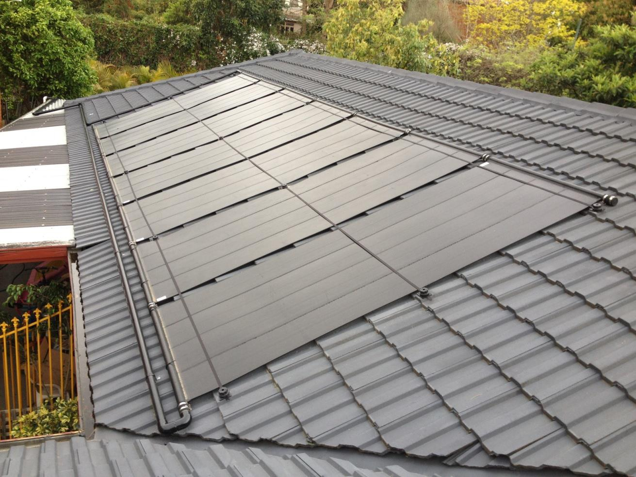 Pool Heating and Solar Heating